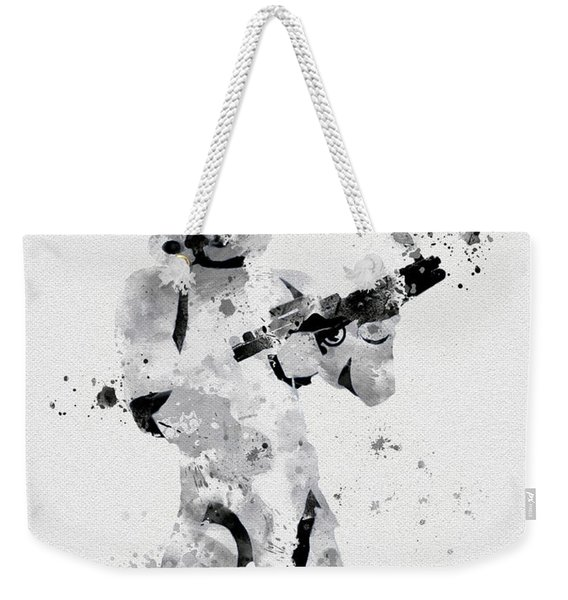 Faceless Enforcer Weekender Tote Bag