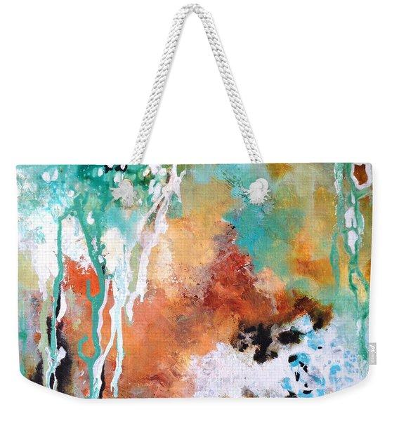 Facets #2 Weekender Tote Bag