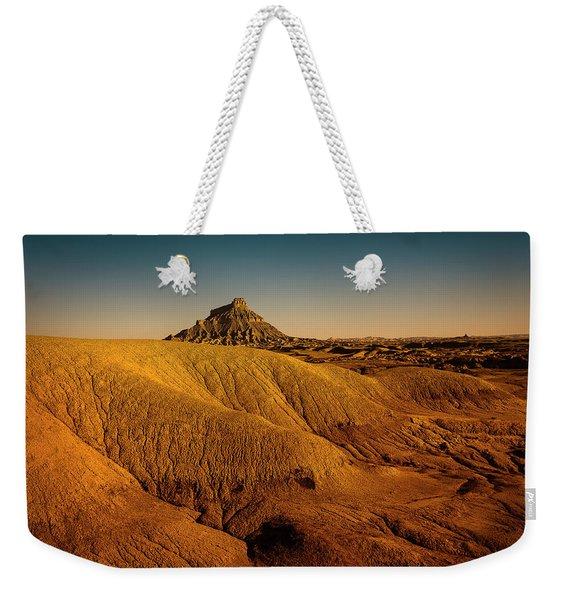Factory Butte Weekender Tote Bag
