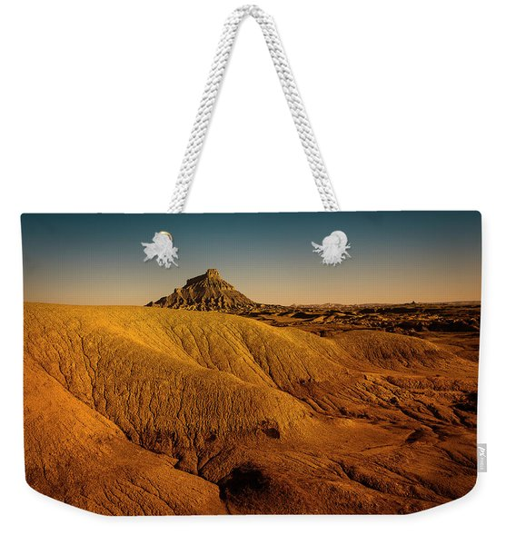 Factory Butte Weekender Tote Bag