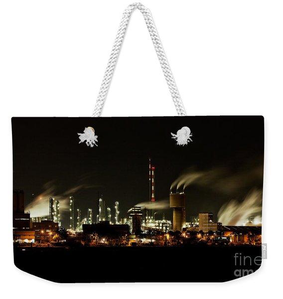 Factory Weekender Tote Bag