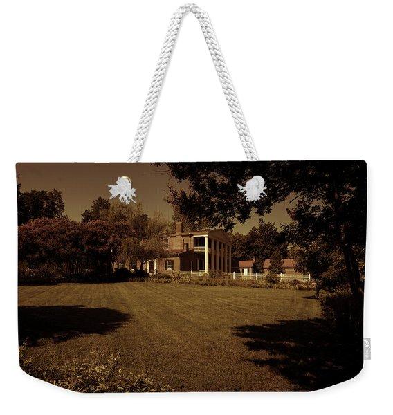 Fading Glory - The Hermitage Weekender Tote Bag