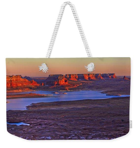 Fading Light Weekender Tote Bag