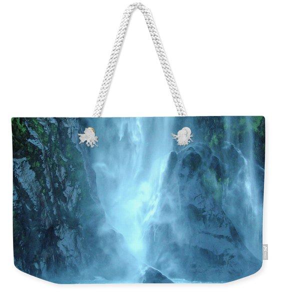 Faerie Falls Weekender Tote Bag