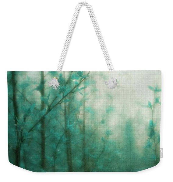 In The Deep Forest 2 Weekender Tote Bag