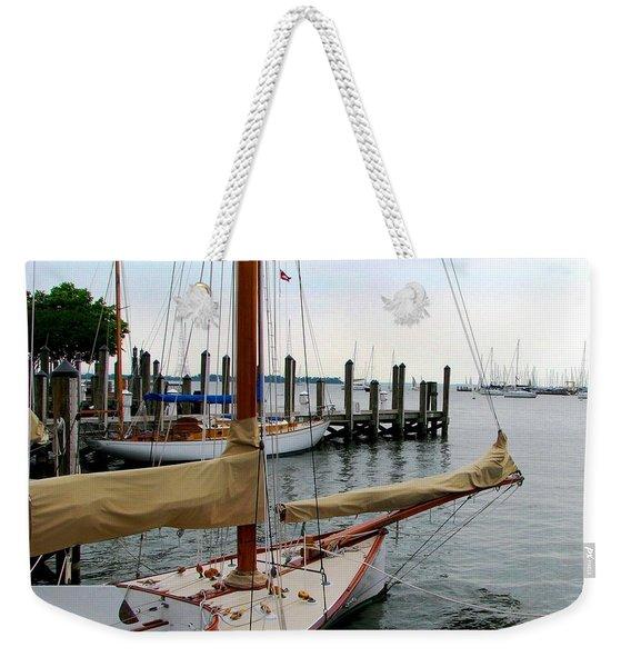 Fair Weather Annapolis  Weekender Tote Bag