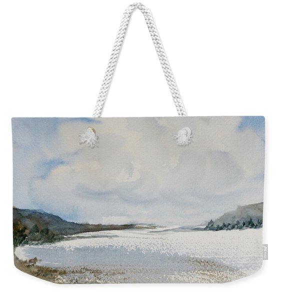 Fair Weather Or Foul? Weekender Tote Bag