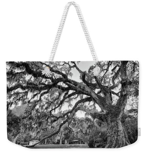 Fairchild Tree Weekender Tote Bag