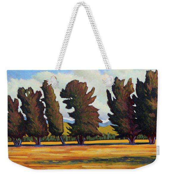 Fairfield Tree Row Weekender Tote Bag