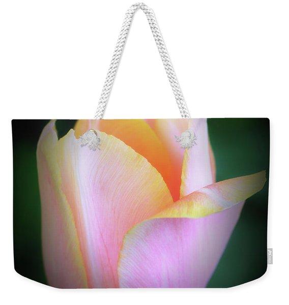 Fairy Tale Tulip Weekender Tote Bag