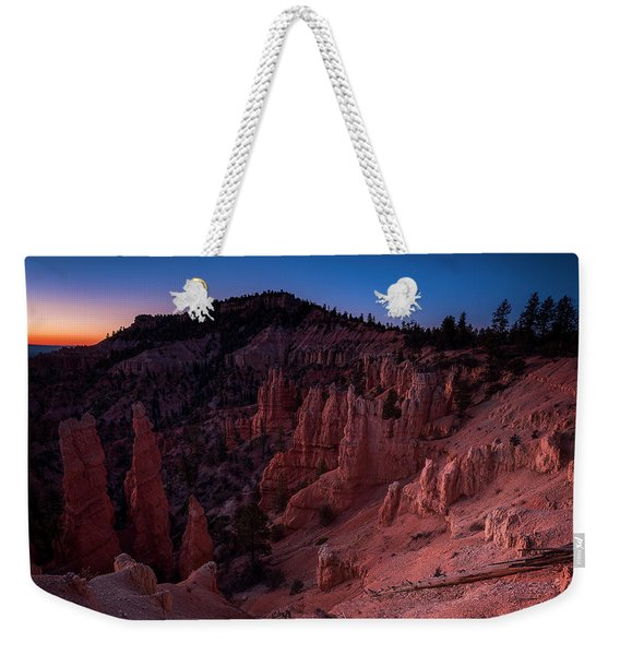 Fairyland Canyon Weekender Tote Bag