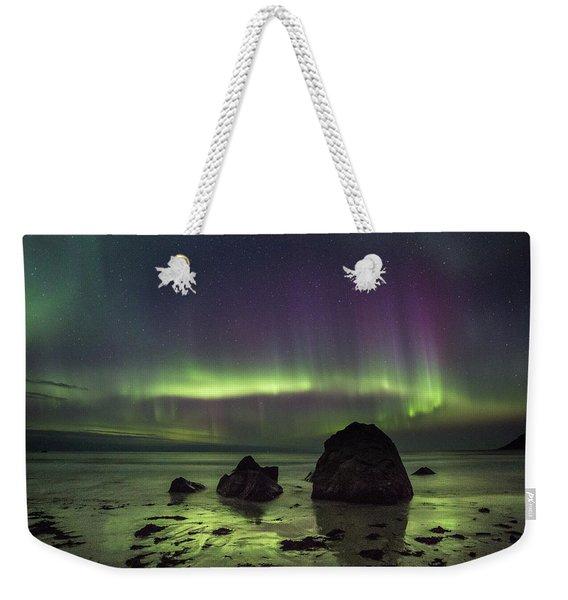 Fairytale Beach Weekender Tote Bag