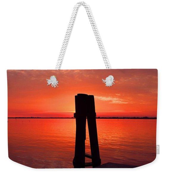 Faith Reunites Us Weekender Tote Bag