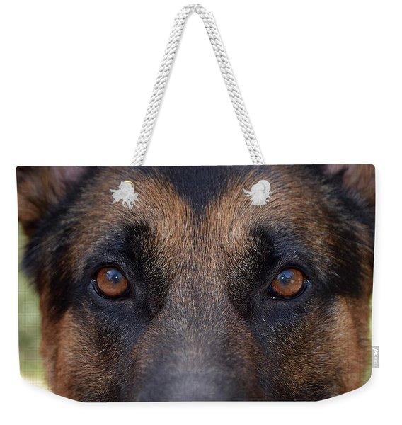 Faithful Weekender Tote Bag