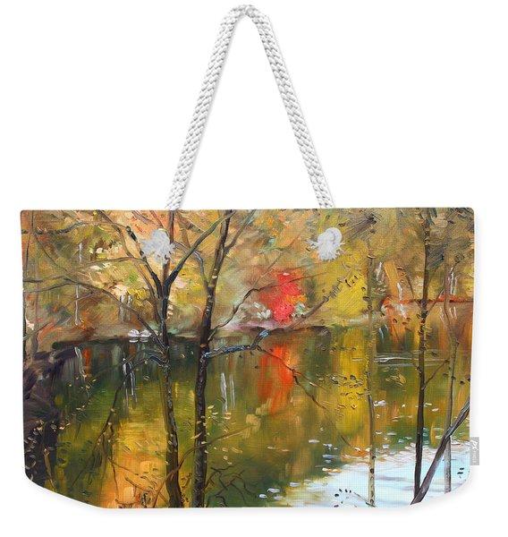Fall 2009 Weekender Tote Bag