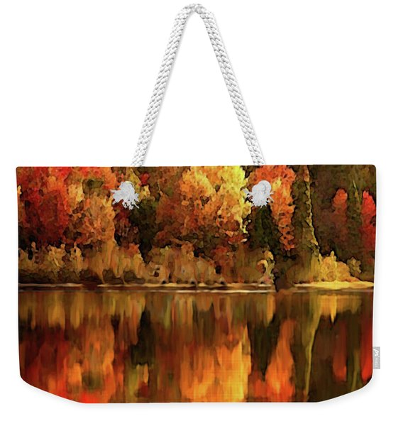 Fall 2016 Weekender Tote Bag