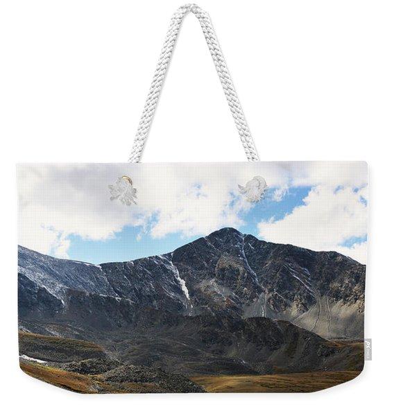 Fall At Grays And Torreys Weekender Tote Bag