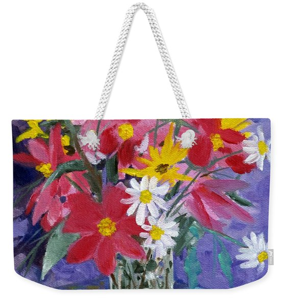 Fall Collection  Weekender Tote Bag