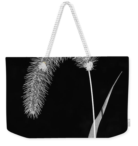 Fall Grass 1 Weekender Tote Bag