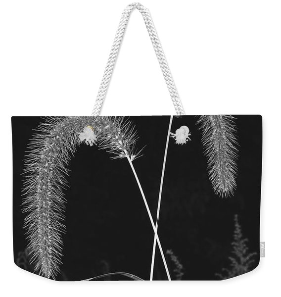 Fall Grass 2 Weekender Tote Bag