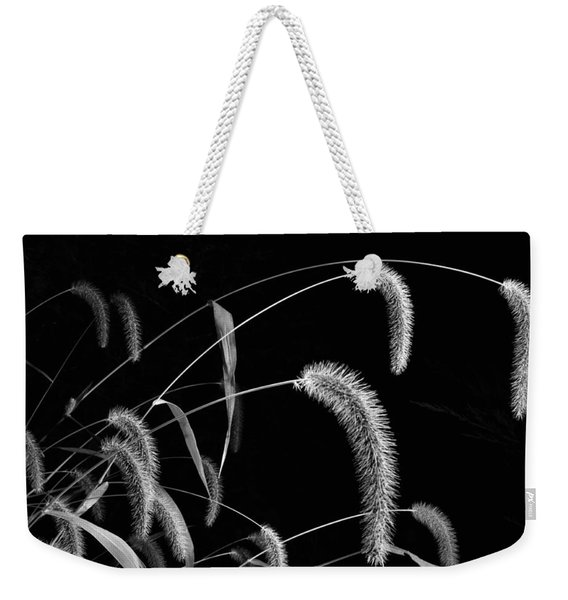Fall Grass 3 Weekender Tote Bag