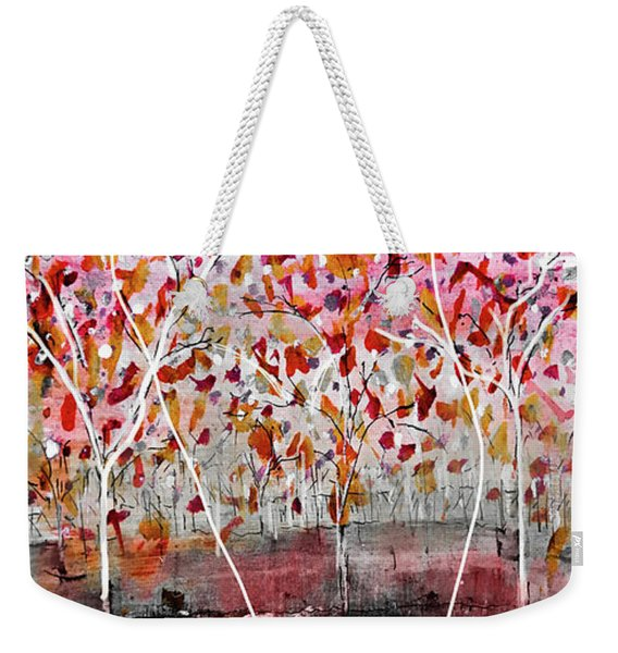 Fall-iage V2.0 Weekender Tote Bag