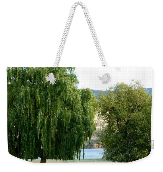 Fall In Kaloya Park 6 Weekender Tote Bag