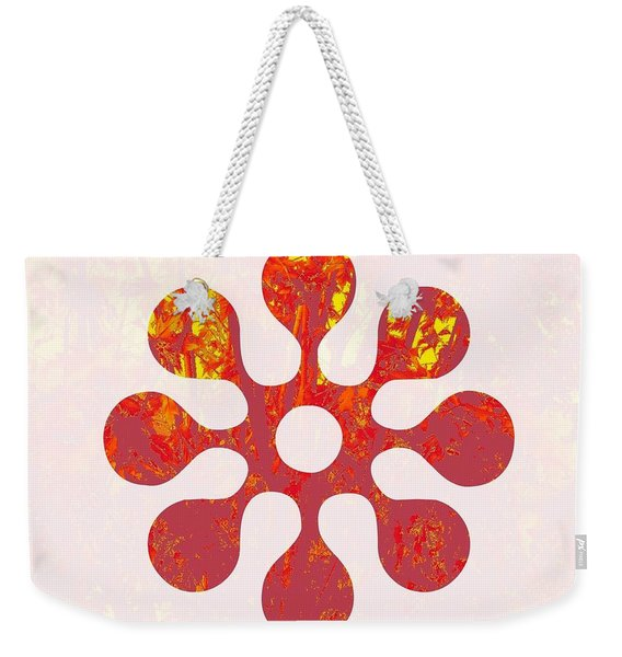 Fall Leaves #11 Weekender Tote Bag