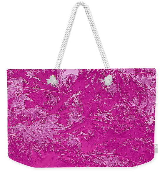 Fall Leaves #15 Weekender Tote Bag