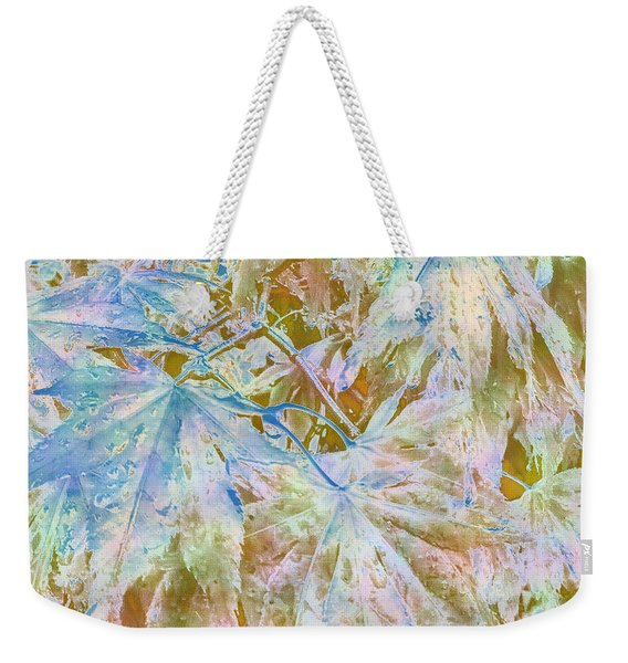 Fall Leaves #16 Weekender Tote Bag