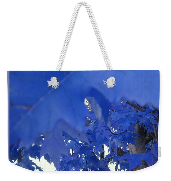 Fall Leaves #7 Weekender Tote Bag
