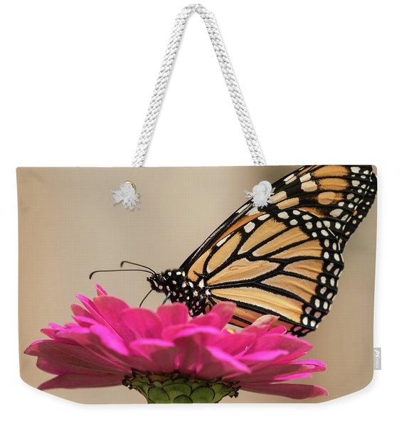 Fall Monarch 2016-4 Weekender Tote Bag