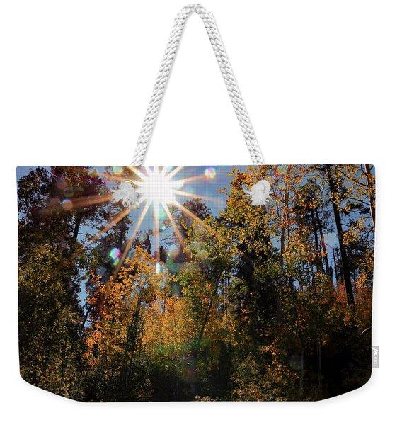 Fall Mt. Lemmon 2017 Weekender Tote Bag