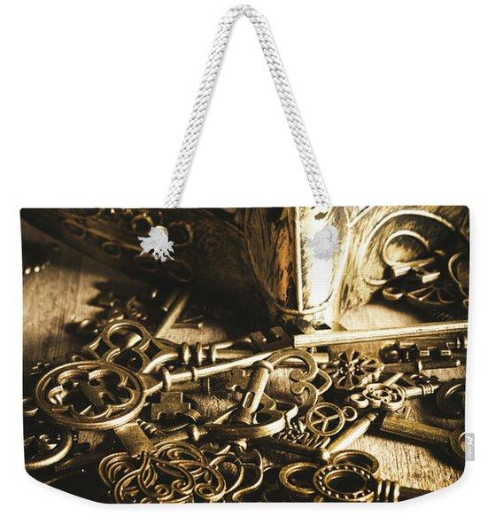 Fall Of The King Weekender Tote Bag