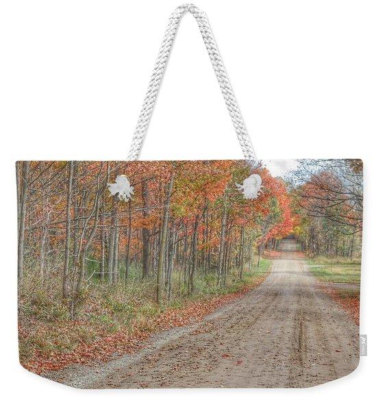 9018 - Fall On Murphy Lake Iv Weekender Tote Bag