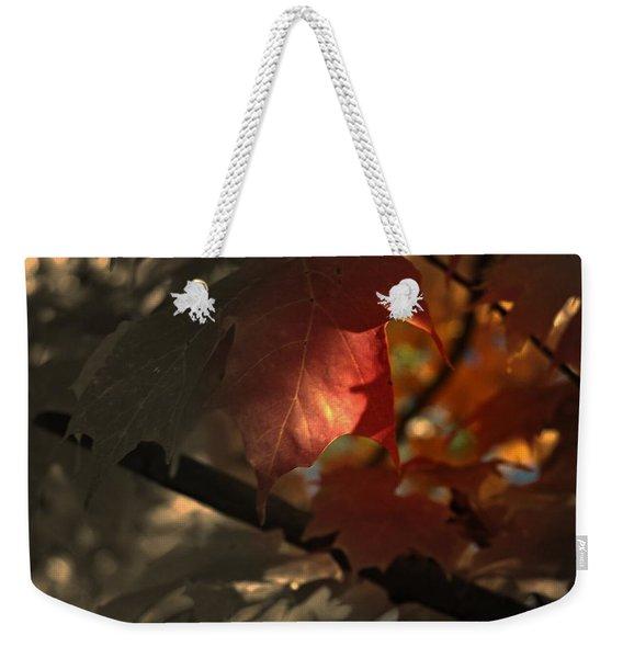 Fall Or Not Weekender Tote Bag