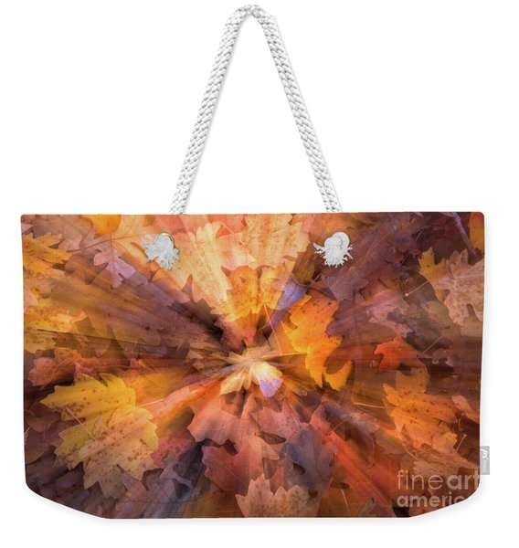 Fall Pizzaz Utah Adventure Landscape Photography By Kaylyn Franks Weekender Tote Bag