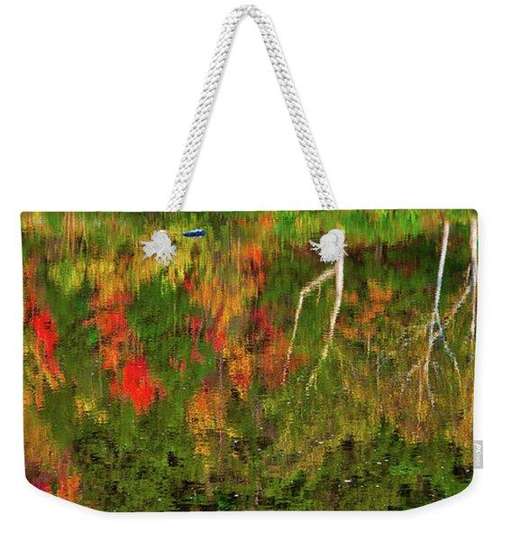 Fall Reflections 2017 Weekender Tote Bag