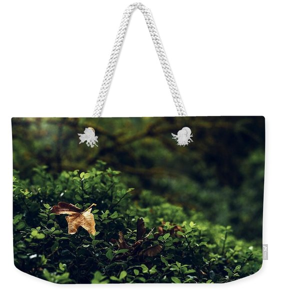 The Fallen Weekender Tote Bag