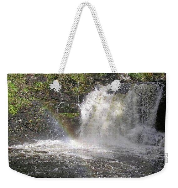 Falloch Rainbow Weekender Tote Bag