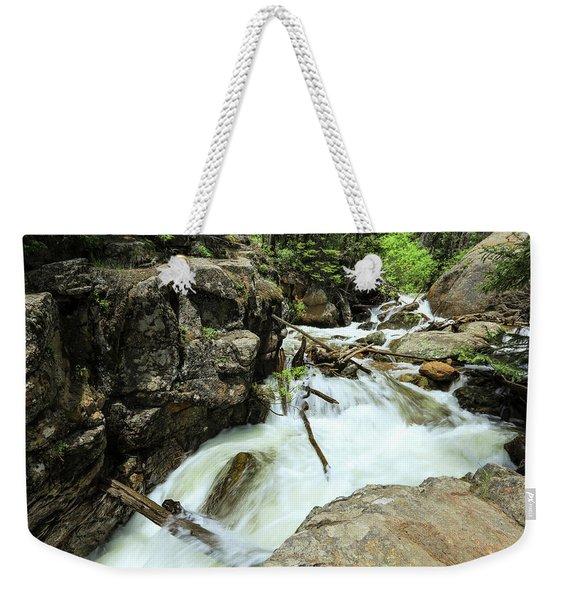 Falls River Falls Weekender Tote Bag
