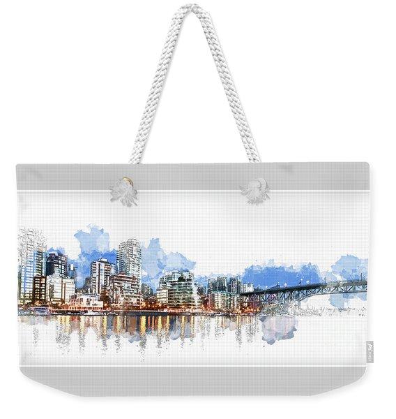 False Creek Weekender Tote Bag