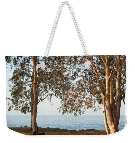 Family Roots Weekender Tote Bag