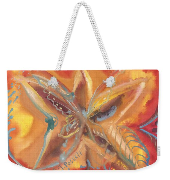 Family Star Weekender Tote Bag
