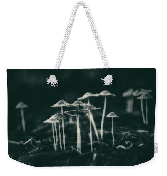 Fanciful Fungus Weekender Tote Bag