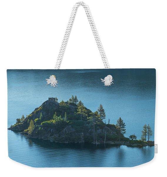 Fannette Island Weekender Tote Bag