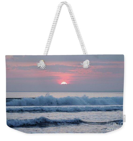 Fanore Sunset 1 Weekender Tote Bag