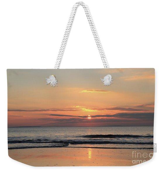 Fanore Sunset 3 Weekender Tote Bag