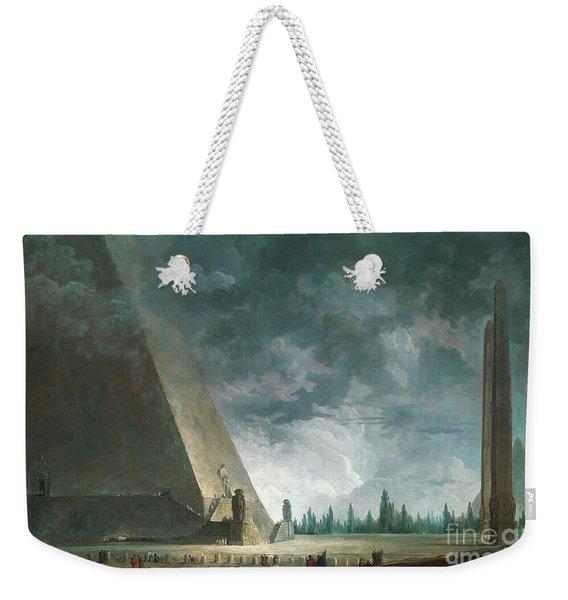 Fantaisie Egyptienne Weekender Tote Bag
