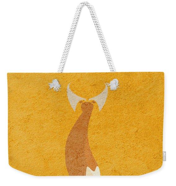 Fantastic Mr. Fox Weekender Tote Bag